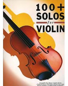 100+ Solos For Violin