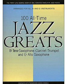 100 All-Time Jazz Greats