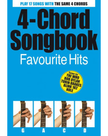 4-Chord Songbook Favourite...
