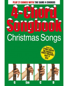 4-Chord Songbook Christmas