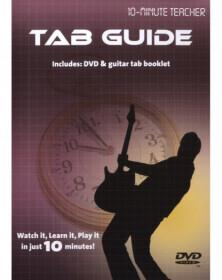 10-Minute Teacher: Tab Guide