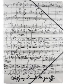 Chemise à élastiques - Mozart