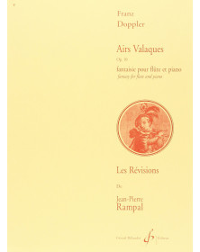 Airs Valaques Opus 10