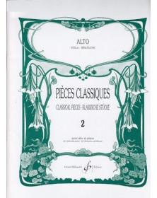 Pièces Classiques Volume 2...
