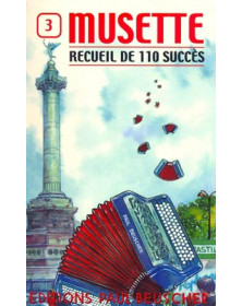 Musette Volume 3 - Recueil...