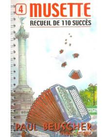Musette Volume 4 - Recueil...
