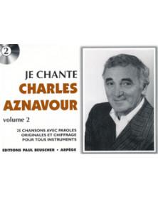 Je chante Aznavour Vol.2