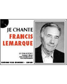 Je chante Lemarque