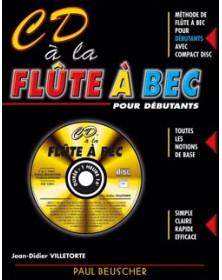 CD à la Flûte à bec