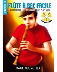 Flûte à bec facile Vol.2