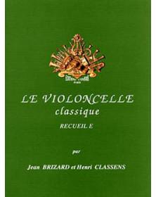 Le Violoncelle classique Vol.E