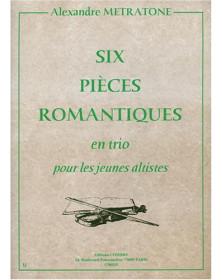 6 Pièces romantiques en...