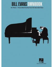 Bill Evans Omnibook pour Piano