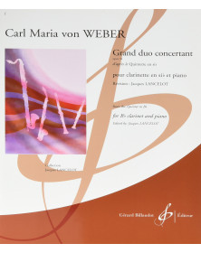 Grand Duo Concertant Opus 34