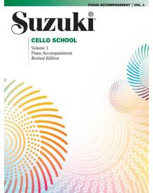 Suzuki Cello School 1 (...
