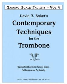 David Baker: Vol. 4 Gainign...