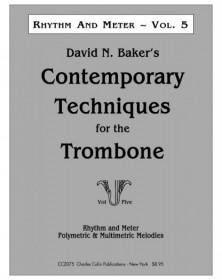 David Baker: Vol. 5 Rhythm...