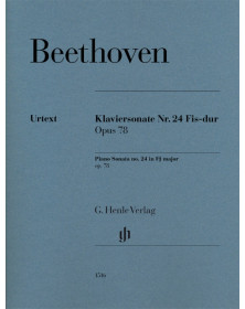 Beethoven : Sonate pour...