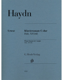 Haydn : Sonate pour piano...