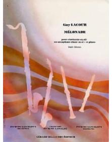 Guy Lacour : Mélonade