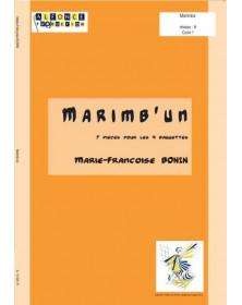 M.F. Bonin : Marimb Un