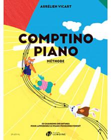 A. Vicart : Comptino Piano