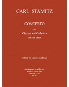 C. Stamitz : Concerto pour...