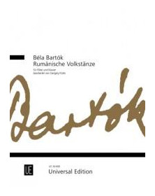 Bartok : Rumänische...
