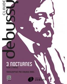 Cl. Debussy : 3 Nocturnes...