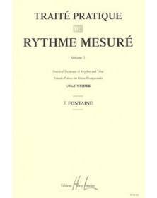Fontaine : Traité du rythme...