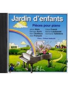 Jardin d'enfants - CD