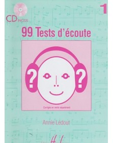 99 Tests d'Ecoute Vol.1