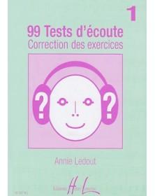 Annie Ledout : 99 Tests...