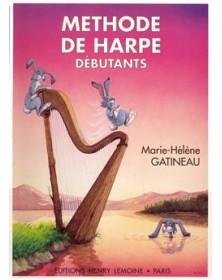 Méthode de harpe débutants...