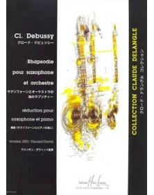 Cl. Debussy : Rhapsodie