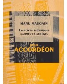 Manu Maugain : Exercices...