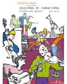 Alain Vérité : Valsinhas et...
