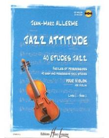 Jazz Attitude Vol. 1 - Violon