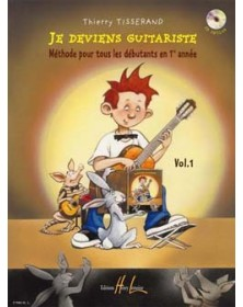 Je deviens guitariste Vol....