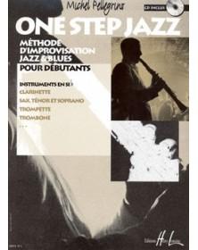 Pellegrino : One step jazz