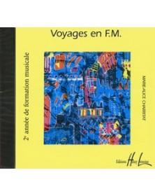 Charritat : Voyage en FM (CD)