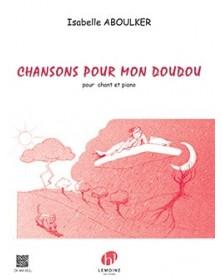 Aboulker : Chansons pour...