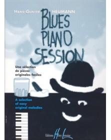 Blues Piano Session