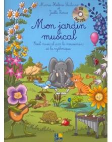 Mon jardin musical + CD