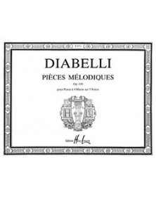 A. Diabelli : Pièces...