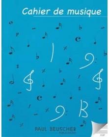 Cahier de Musique 12...
