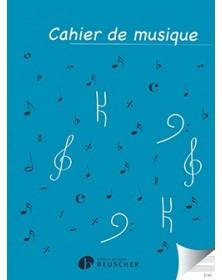 Cahier de musique 14...