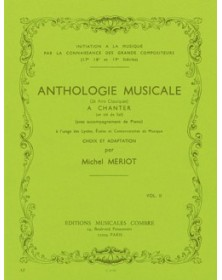 Anthologie musicale Vol.2...