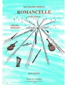 J.P. Del Medico : Romancelle