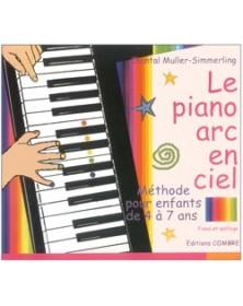 C. Muller : Le piano arc en...